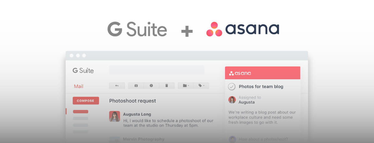 Asana for G Suite