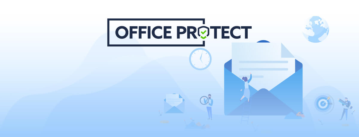 Office Protect settings: Outbound Spam Notifications