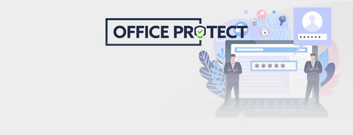 Office Protect Settings: Passwords Never Expire