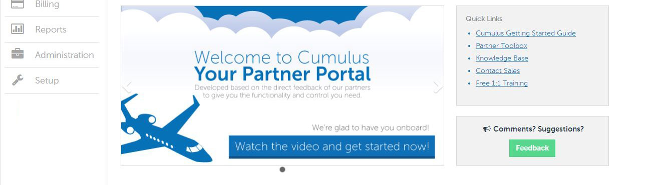 SherWeb's Partners, Your New Portal is Here