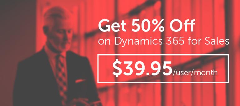 Dynamics 365 SMB Promo