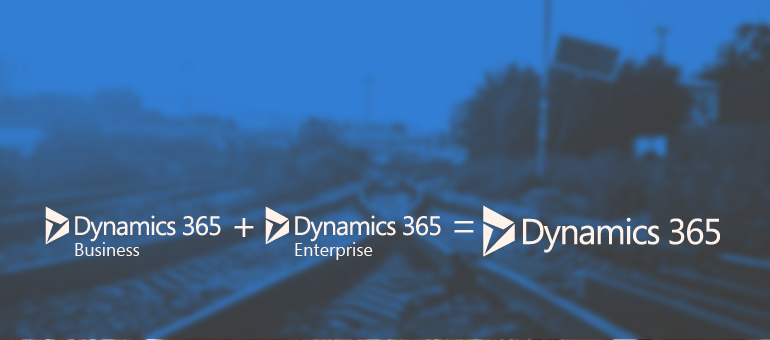 Dynamics 365 Business is now in Dynamics 365