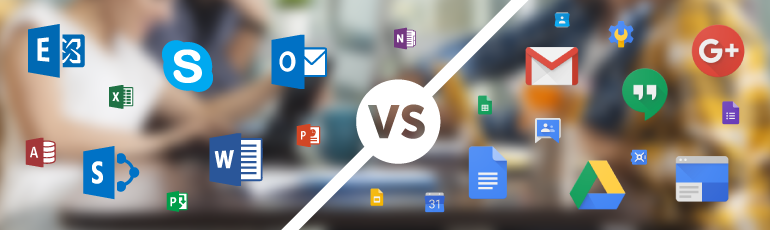 Office 365 or Google Apps for Work: Which is the best fit for your business?