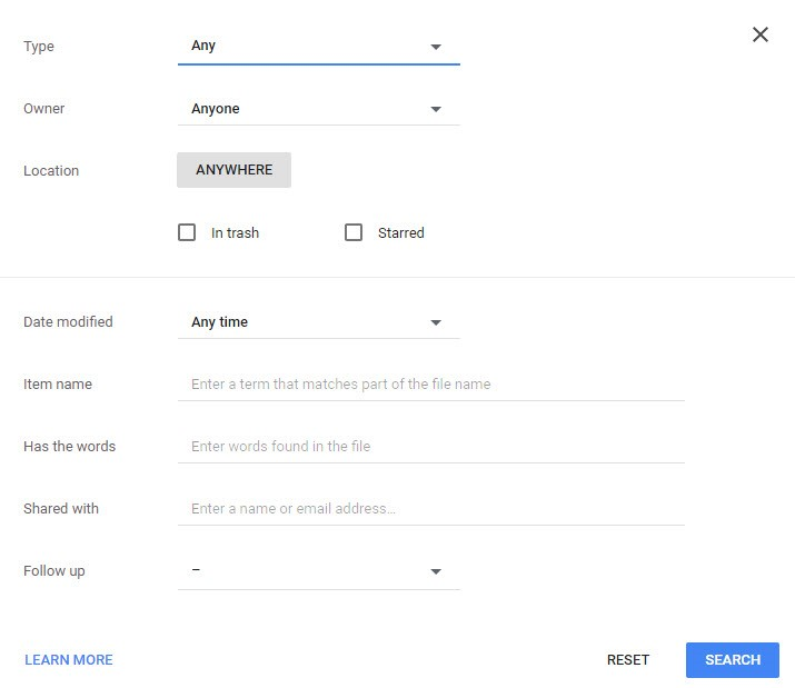 google drive 6