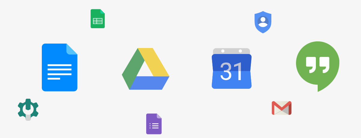 The Google Suite: It's so Much More Than Just Gmail