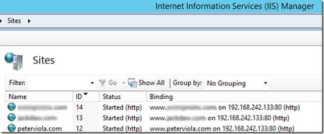 Scaling SSL with IIS 8 Server Name Indication (SNI) | SherWeb
