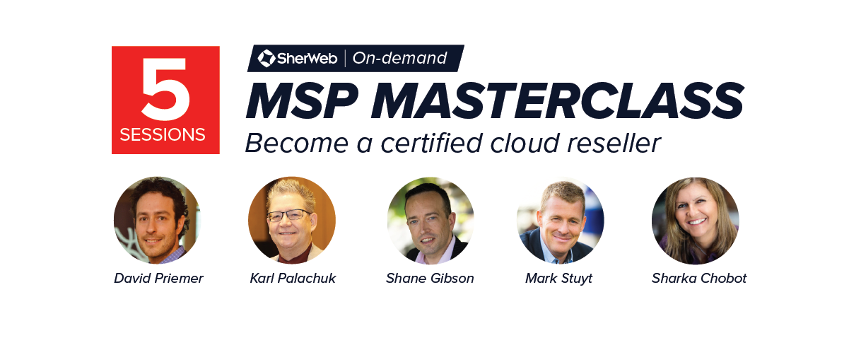 MSP MasterClass Training: 5 Powerful Ways to Beat Your Competitors
