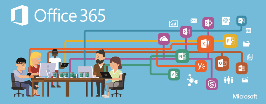 How Dynamics 365 and Office 365 Work Together Office 365 apps
