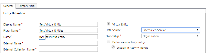 How to leverage virtual entities in Dynamics 365