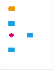 Visio Online Flowchart shapes