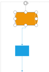 Visio online lines and arrows