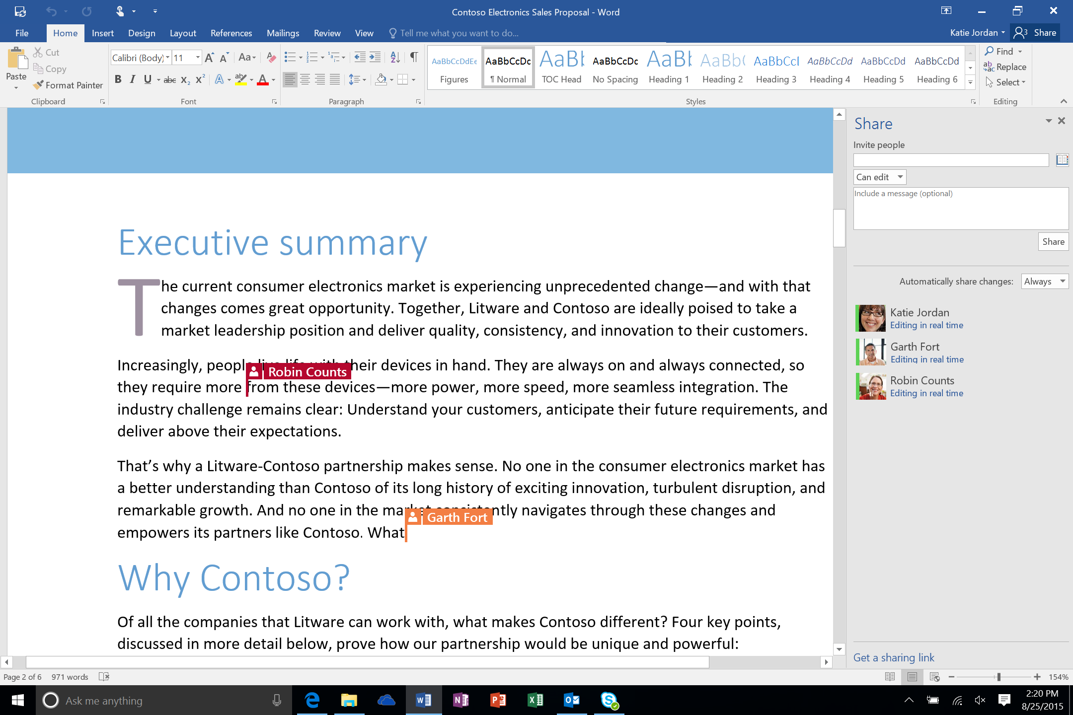 15 Cool Features You Should Be Using In Office 365 | SherWeb