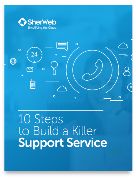 Livre électronique : 10 étapes pour bâtir un service client du tonnerre
